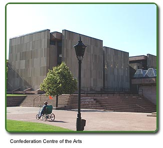 Confederation Centre of the Arts, Charlottetown, PEI
