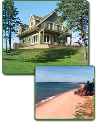At high tide enjoy your own private white sandy beach, The Cove Beach House.